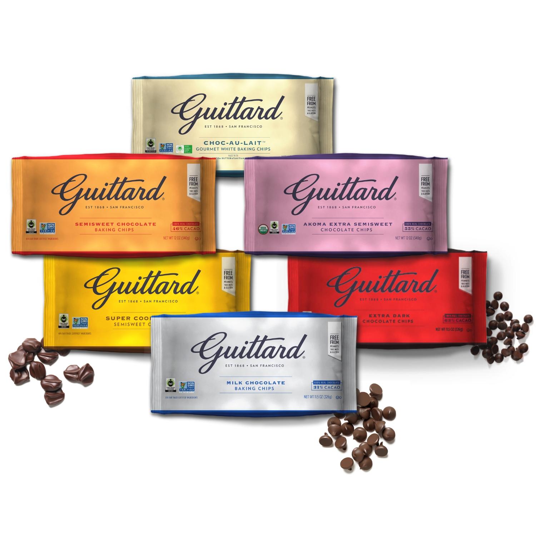 Guittard-Baking-Chips-Family