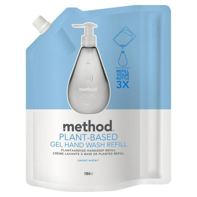 method refill pouch